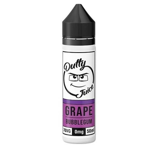 Bilde av Dutty Juice - Grape Bubblegum, Ejuice 50/60ml