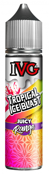 Bilde av IVG  - Tropical Ice Blast Juicy Range, Ejuice