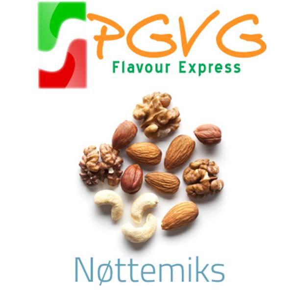 Bilde av PGVG Flavour Express - Nøttemiks, Aroma