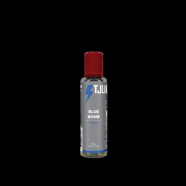 Bilde av T-Juice - Blue Bomb, Ejuice 50/60 ml