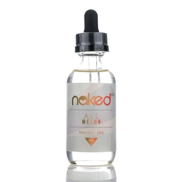 Bilde av Naked 100 - All Melon, Ejuice 50/60 ml