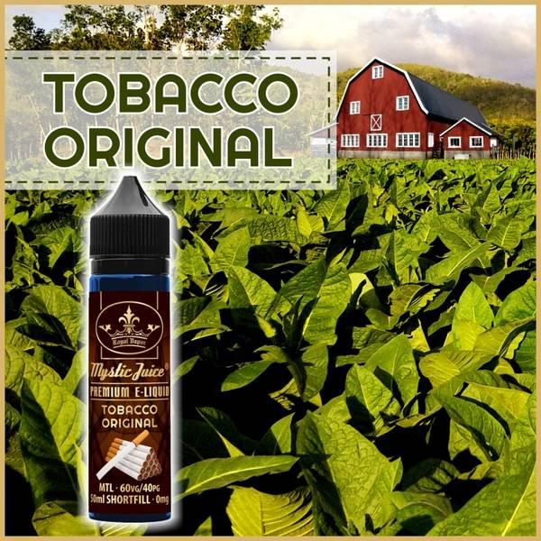Bilde av Mystic Juice Tobacco Original , Ejuice 50/60ml