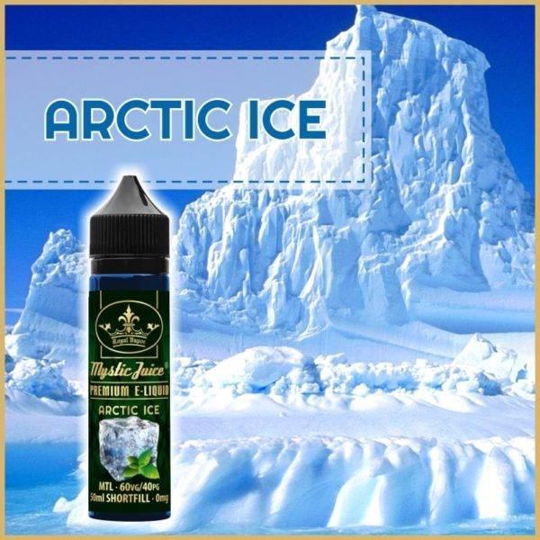 Bilde av Mystic Juice Arctic Ice , Ejuice 50/60ml
