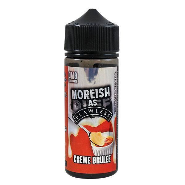Bilde av Moreish Puff - Custards Creme Brulee, Ejuice