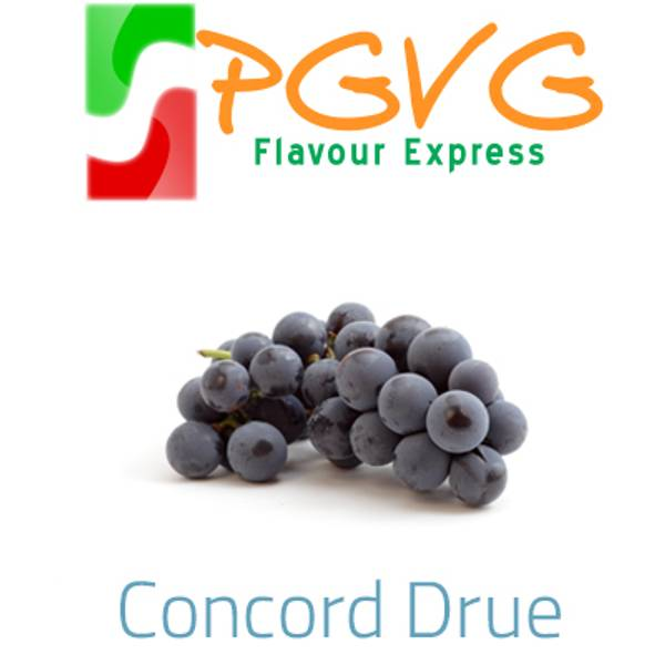 Bilde av PGVG Flavour Express - Concord Drue, Aroma
