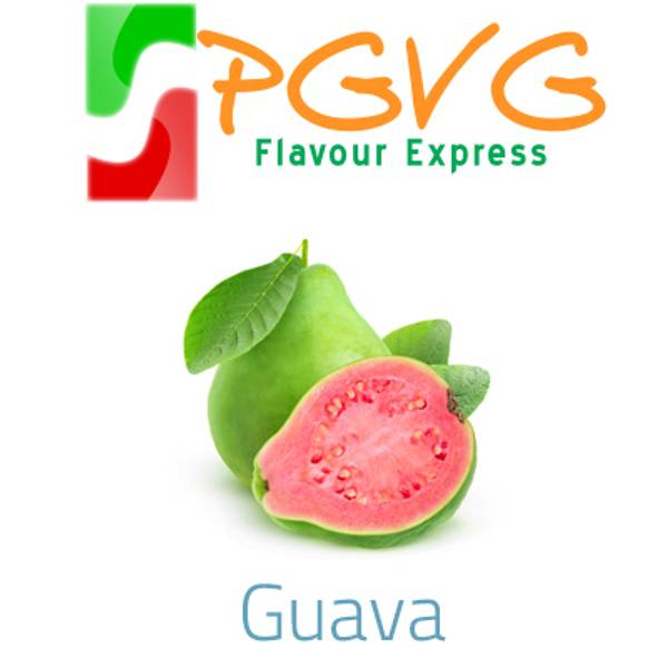 Bilde av PGVG Flavour Express - Guava, Aroma