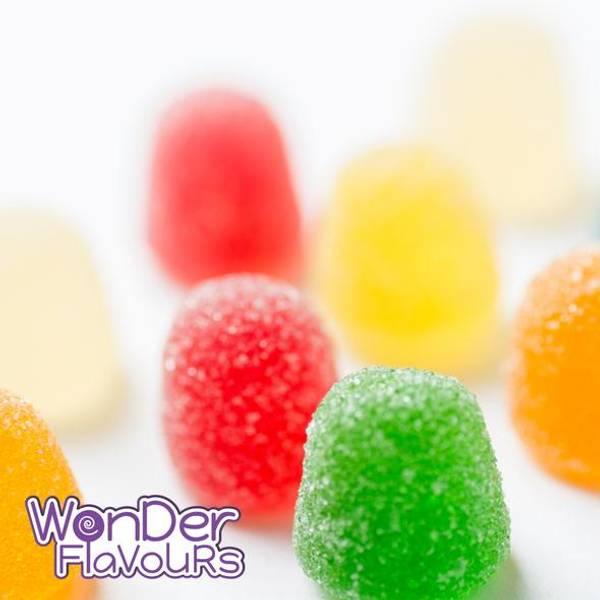 Bilde av Wonder Flavours (WF) - Tropical Gummy Candy SC  ,