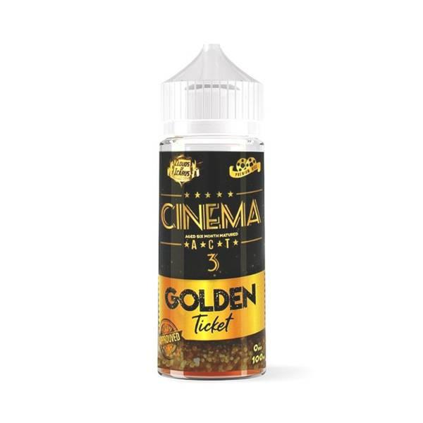Bilde av Cinema Reserve Act 3, Golden Ticket , Ejuice