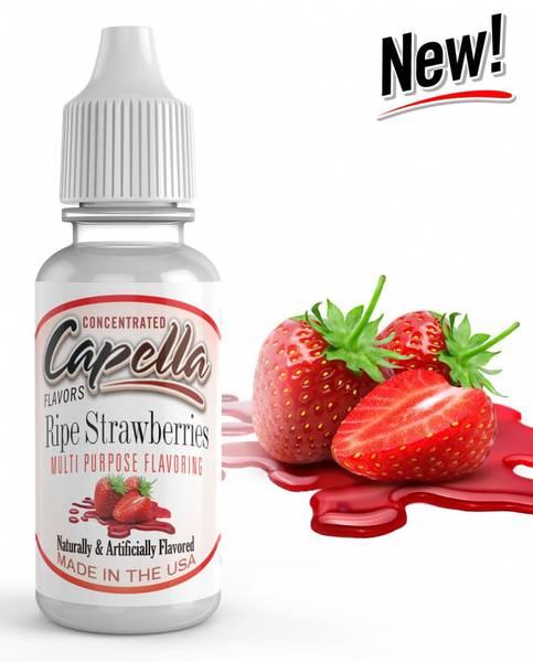 Bilde av Capella (CAP) - Ripe Strawberries, Aroma