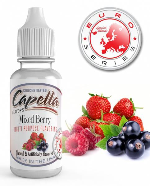 Bilde av Capella (CAP) - Mixed Berry , Aroma