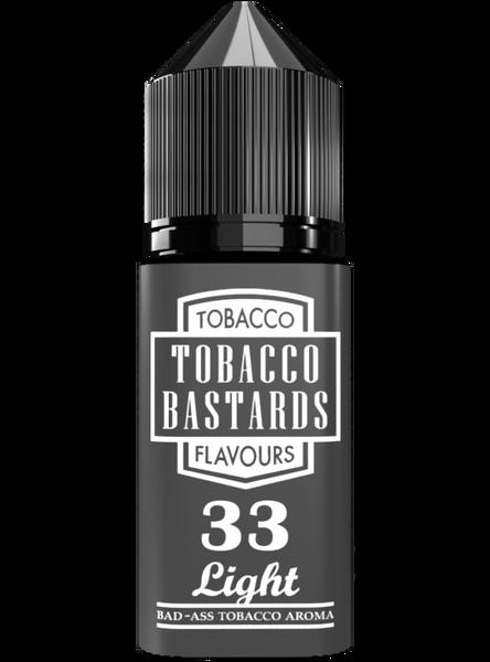 Bilde av Tobacco Bastards No.33 Light Konsentrat 30ml