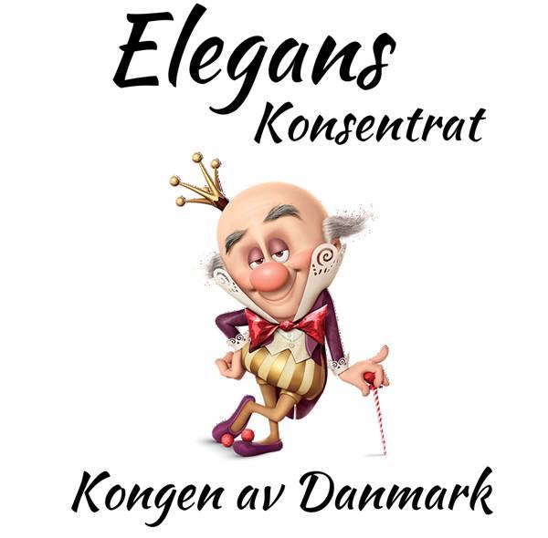 Bilde av Elegans - Kongen av Danmark, Konsentrat 30 ml