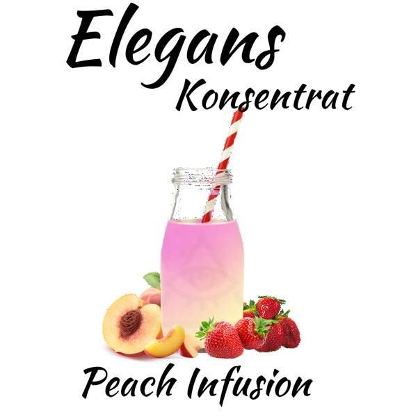 Bilde av Elegans - Peach Infusion, Konsentrat 30 ml