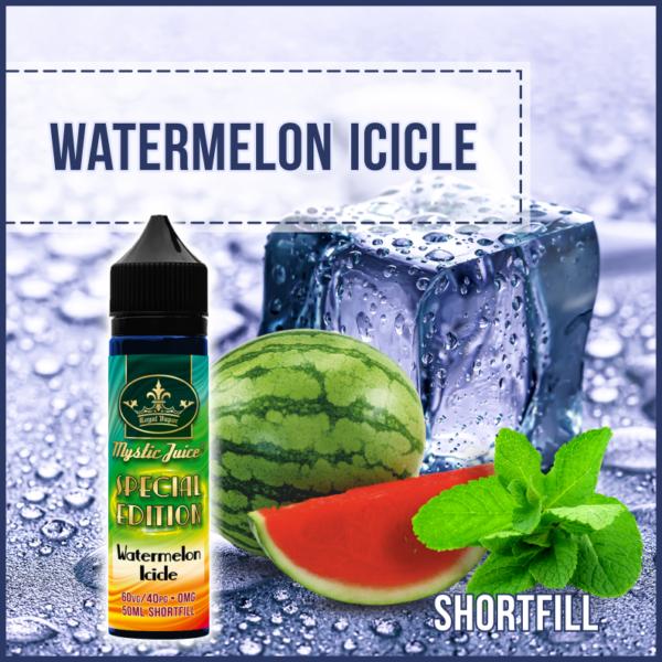 Bilde av Mystic Juice Watermelon Icicle, Ejuice 50/60ml