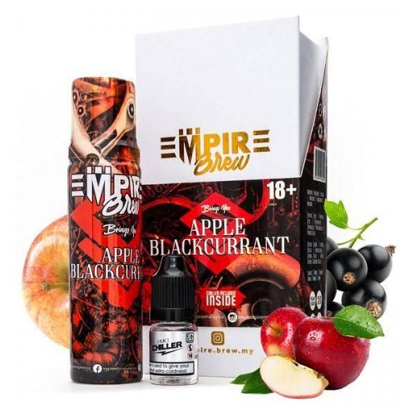 Bilde av Empire Brew Apple Blackcurrant, Ejuice 50/60ml